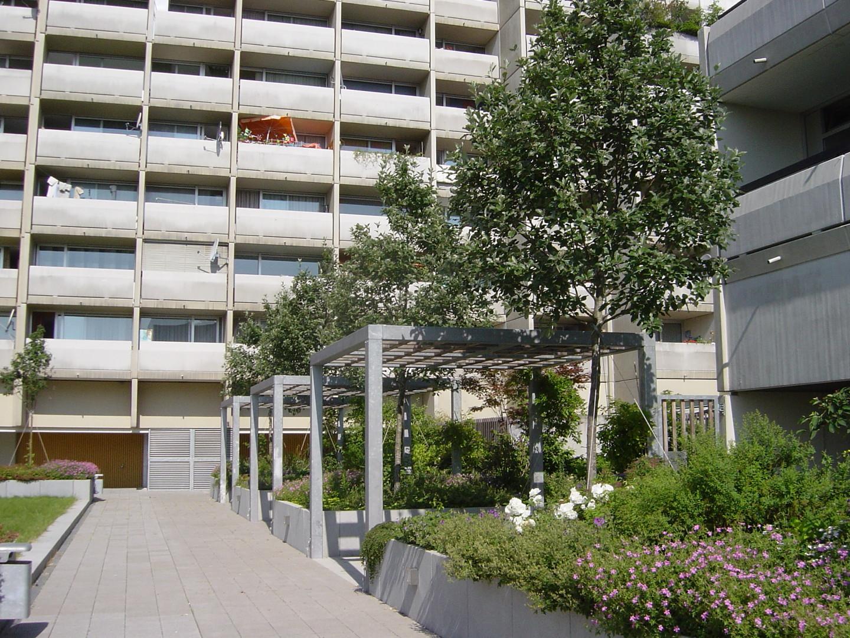 Gewerbe- und Wohnkomplex - Schwahnthalerstrasse 111-115, München