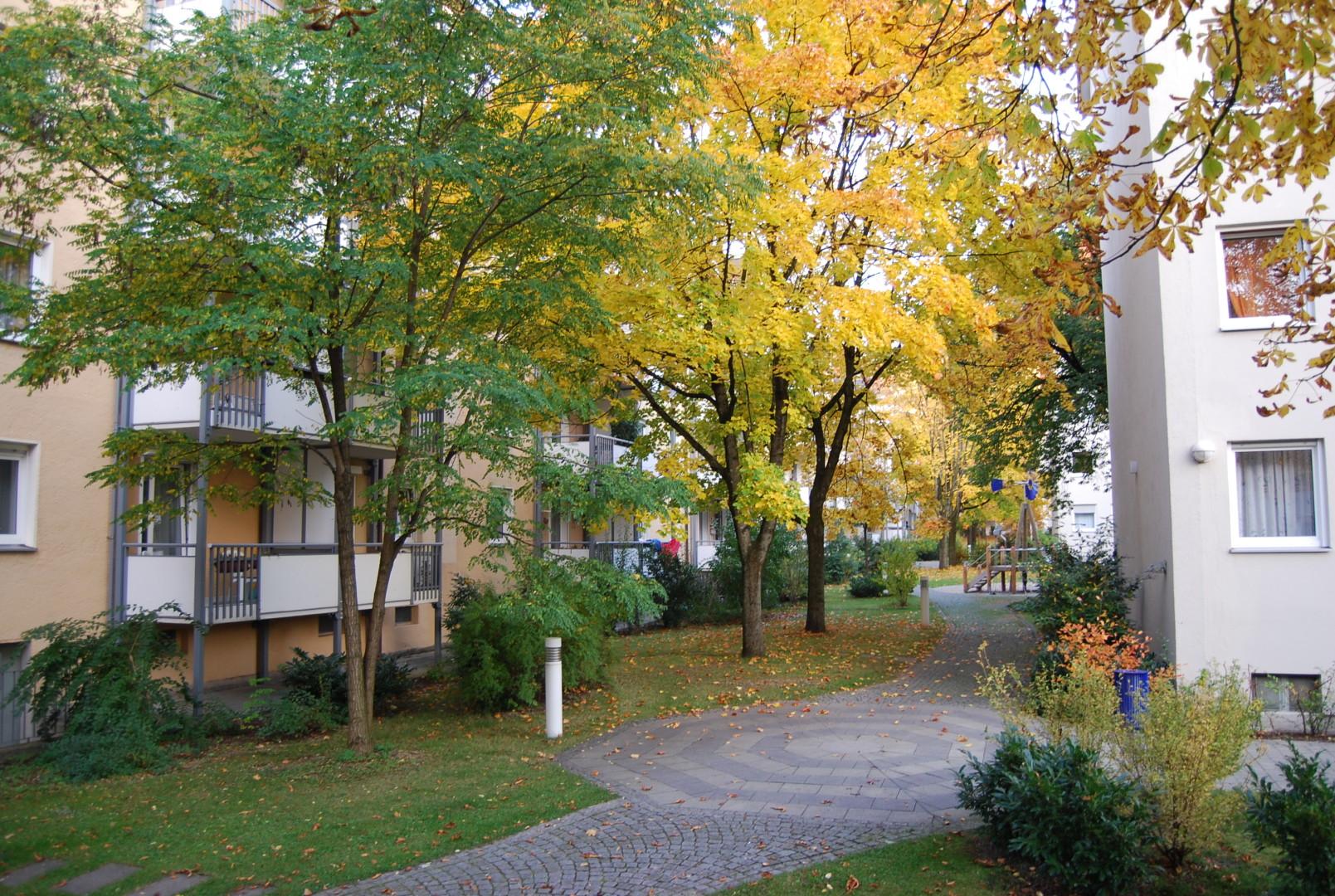 Heimbau Bayern - Setzbergstrasse, München