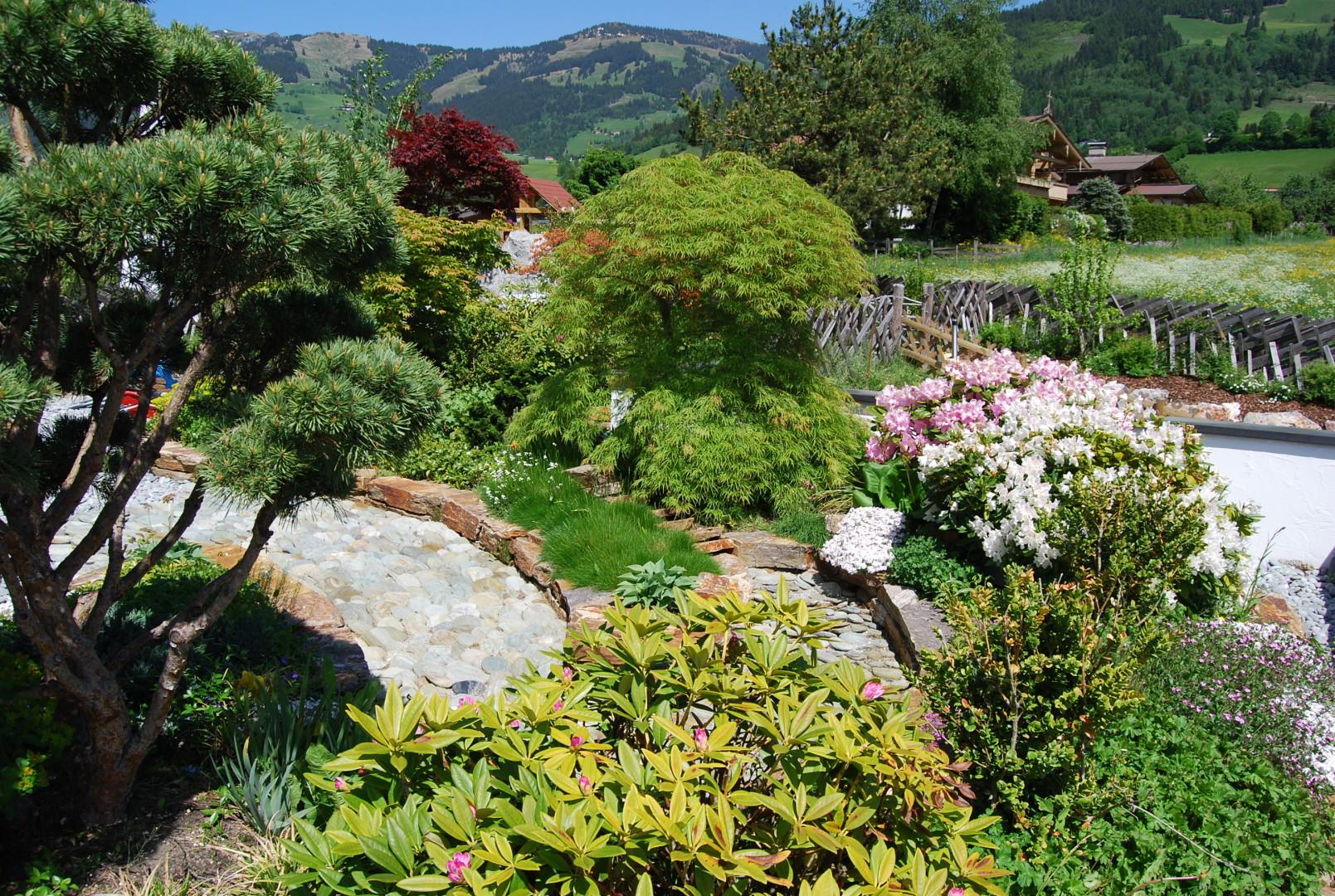 Privatgarten - Aurach