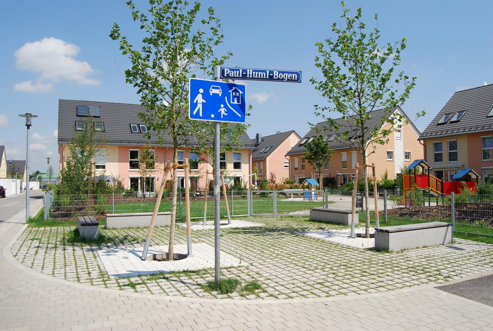 HI Wohnbau Siedlung - Feldmoching