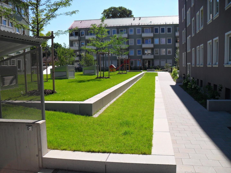 Heimbau Bayern - Altöttingerstrasse, München