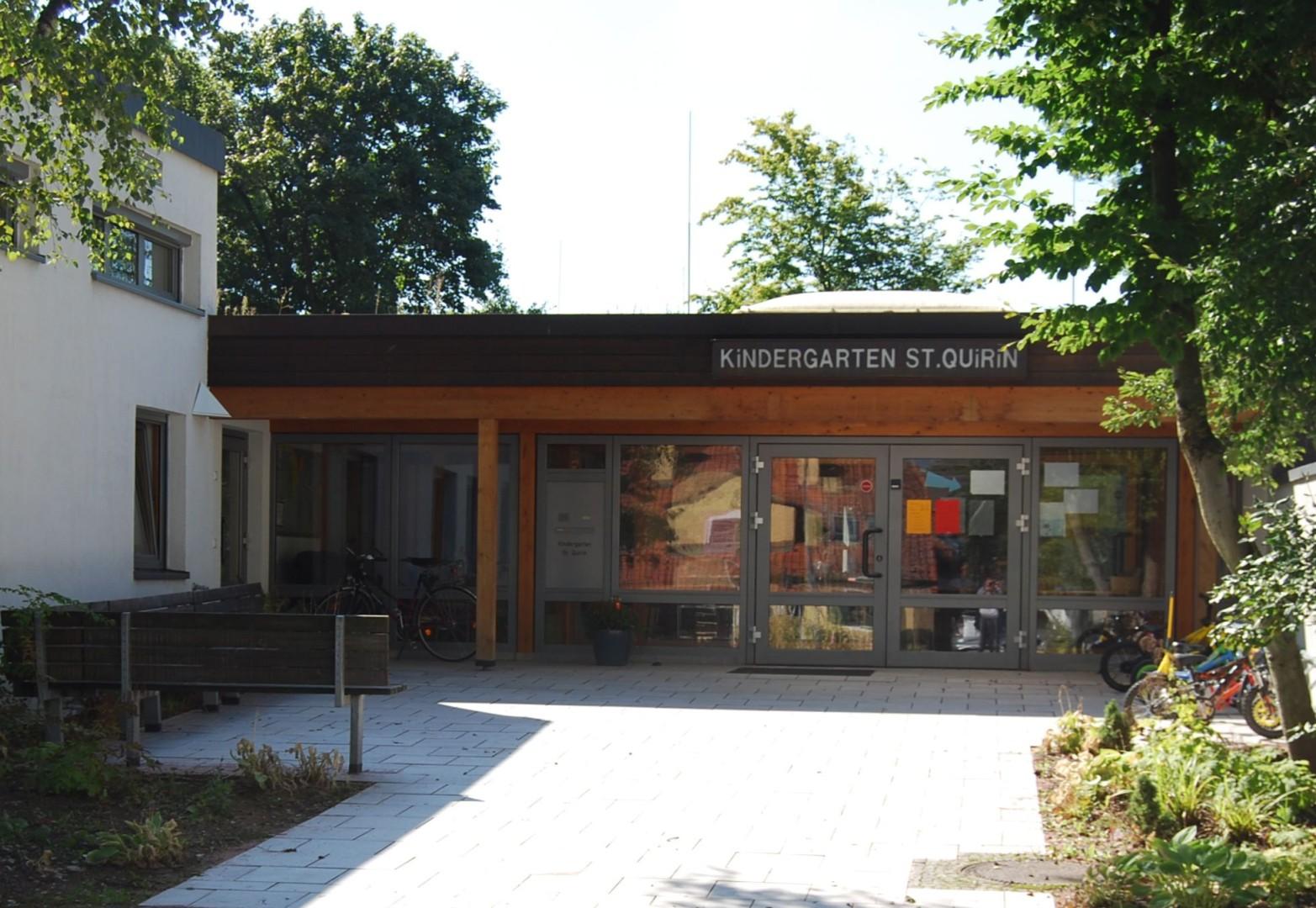 Kindergarten St. Quirin