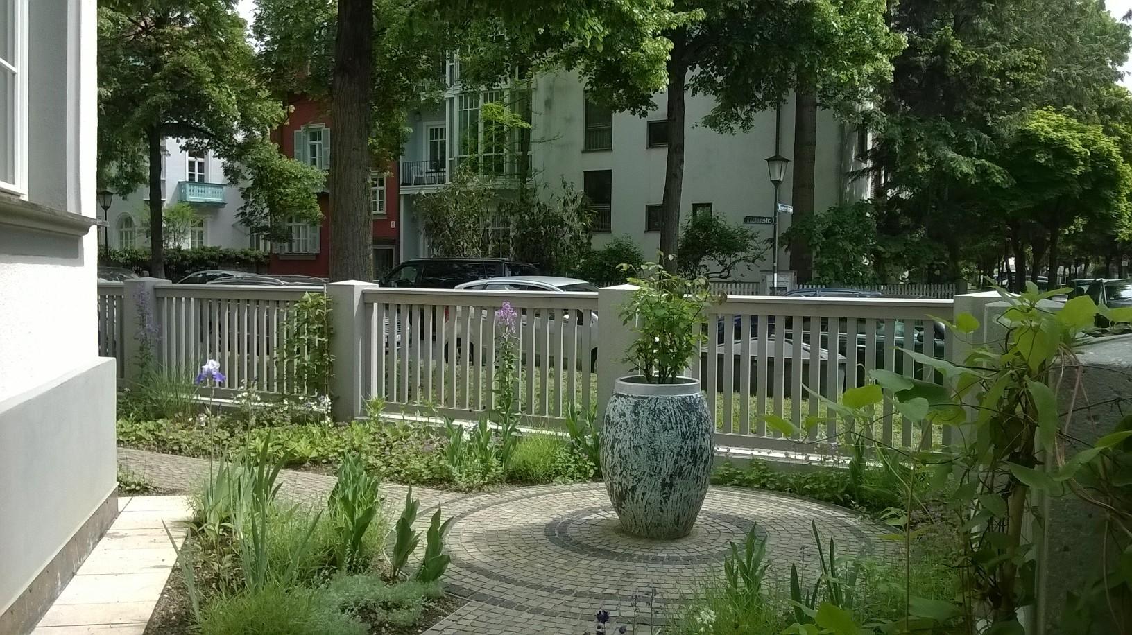 Privatgarten - München