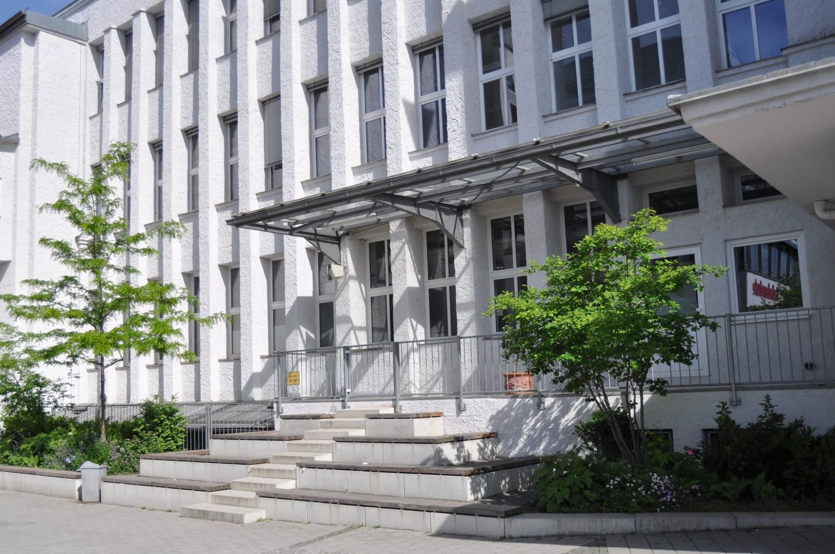 Neuhof Schulen - Steinerstrasse München