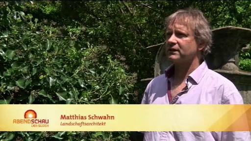Interview Matthias Schwahn, Alter südlicher Friedhof