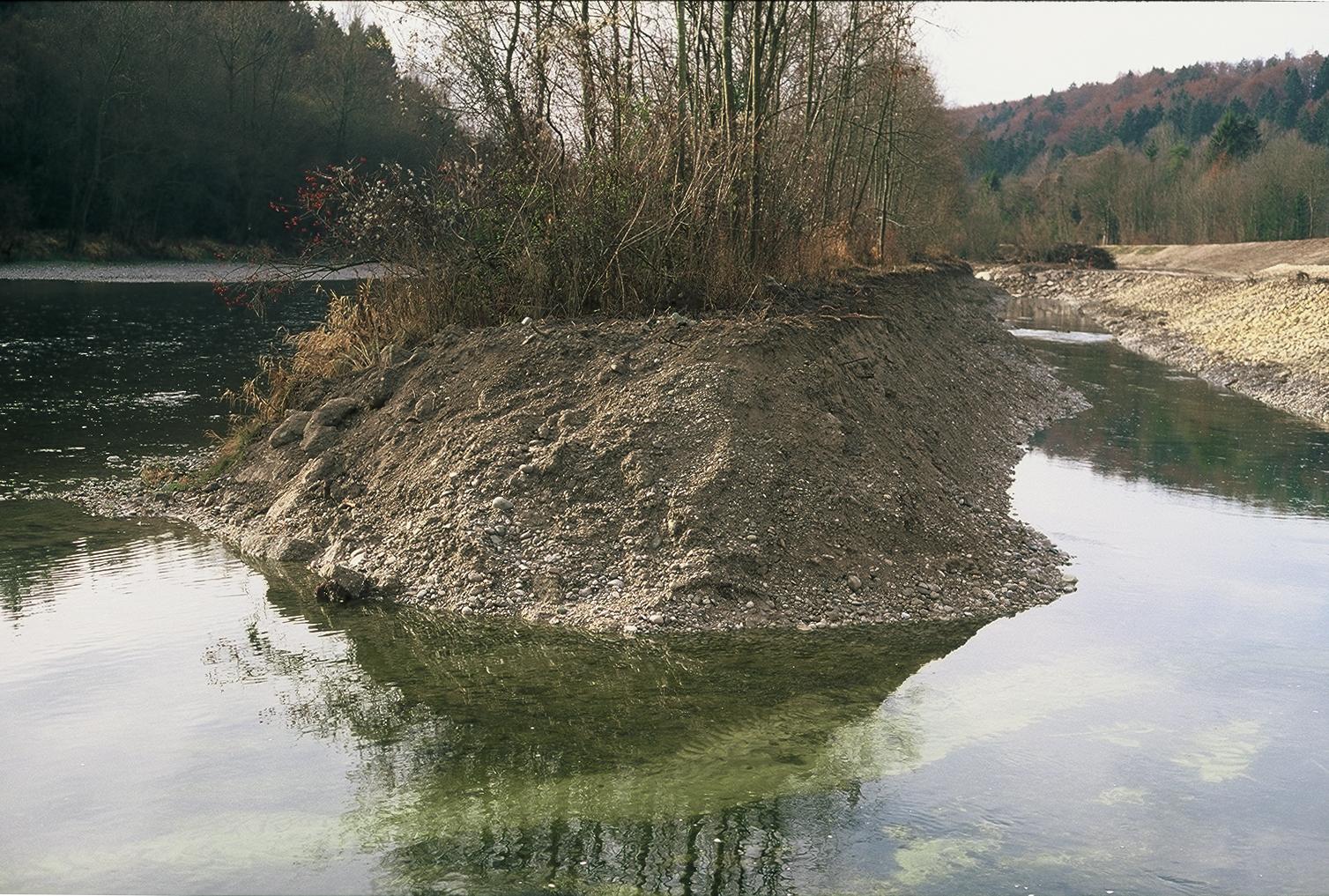 Deichsanierung Wasserkraftwerke, Höllriegelskreuth bis Pullach - E.ON Wasserkraft 2003
