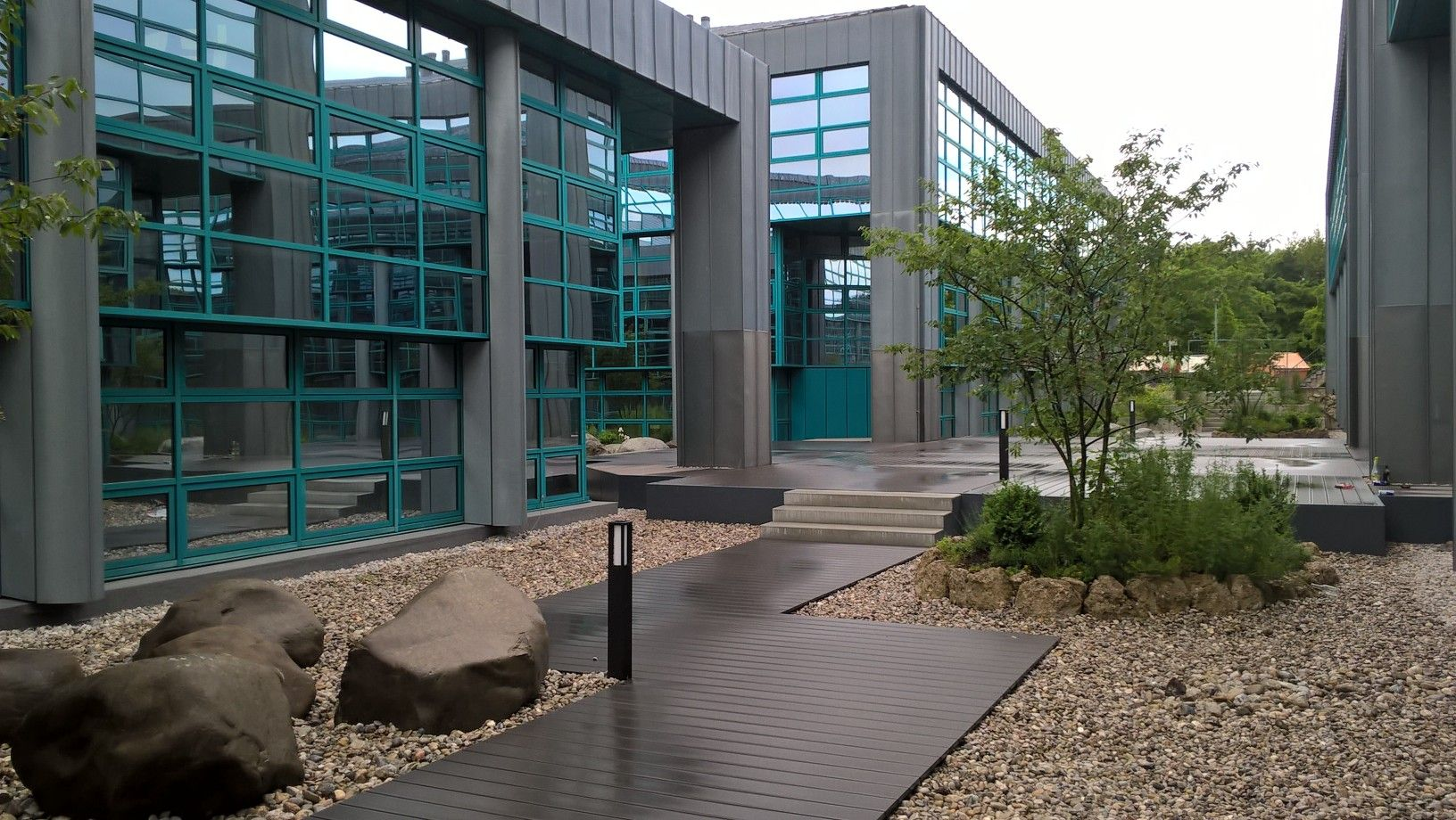 Gewerbeobjekt im Techno Park in Grasbrunn