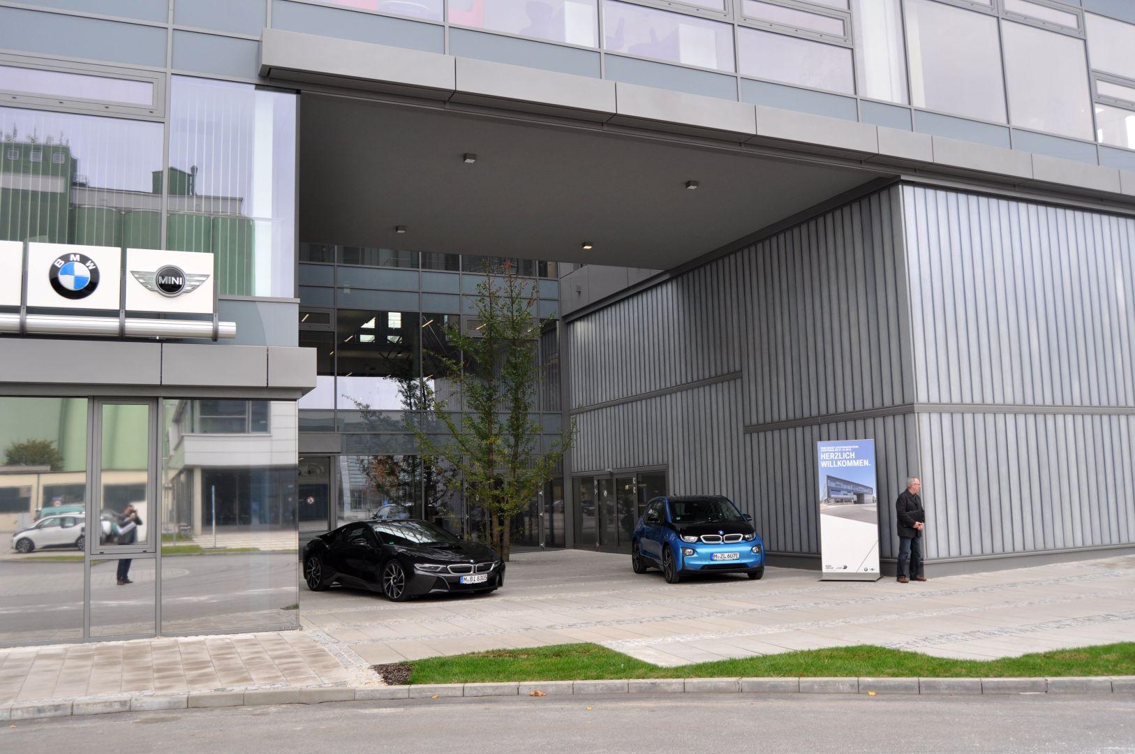 BMW Group - Leichtbauzentrum am Werksstandort Landshut