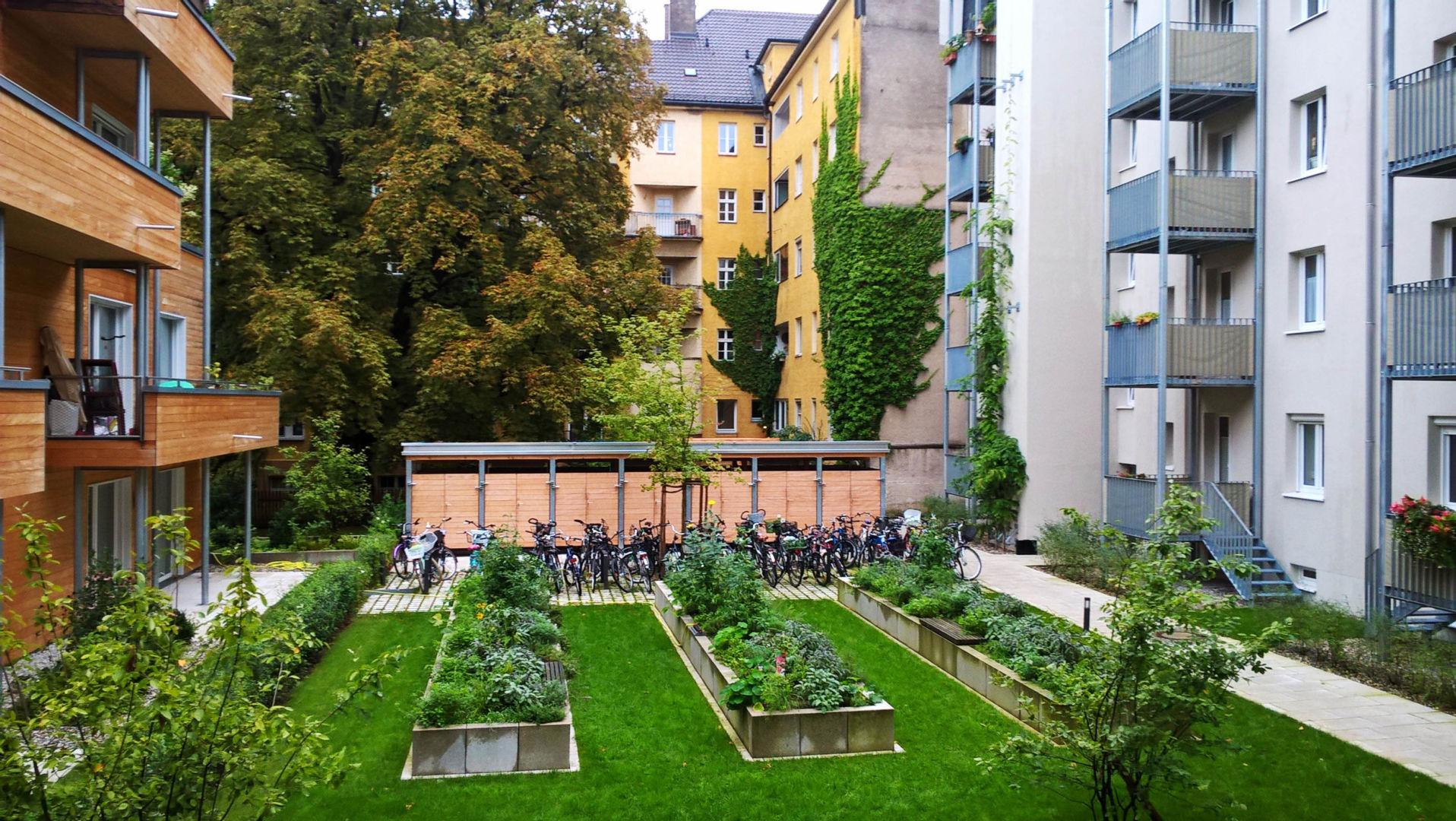 Wohnanlage Mainzer Str. - Rheinstr