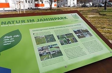 Quartiersentwicklung Jaminpark, Erlangen